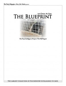 blueprint guide to fur farms by peter young