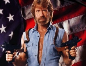 Is Chuck Norris a Terrorist?