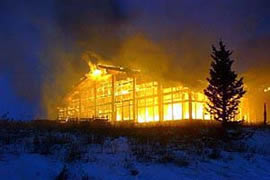 Earth Liberation Front arson at Vail ski resort.