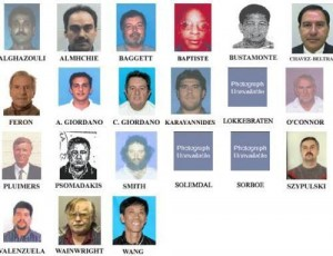 EPA fugitives for environmental crimes.