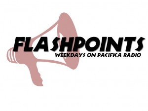 flashpoints potter earth day