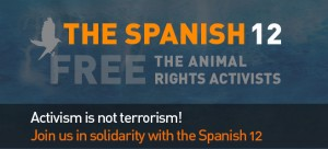 spain animal rights activists as terrorists