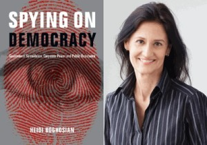 Heidi Boghosian, Spying on Democracy