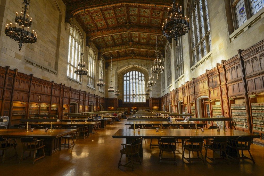 university-michigan-law-library