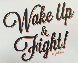 wake-up-and-fight-sticker