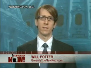 Will Potter on Democracy Now